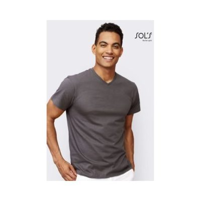 TEE-SHIRT HOMME COL ''V'' VICTORY - article publicitaire