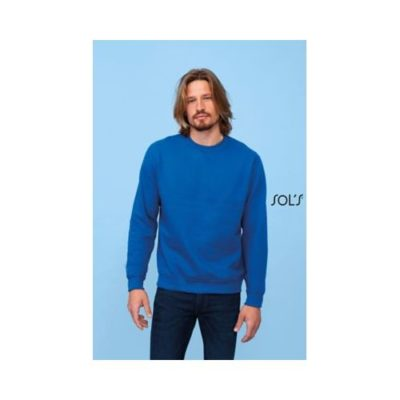 SWEAT-SHIRT UNISEXE COL ROND NEW SUPREME - article publicitaire
