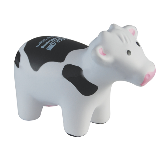 Anti-stress promotionnel Vache - article publicitaire