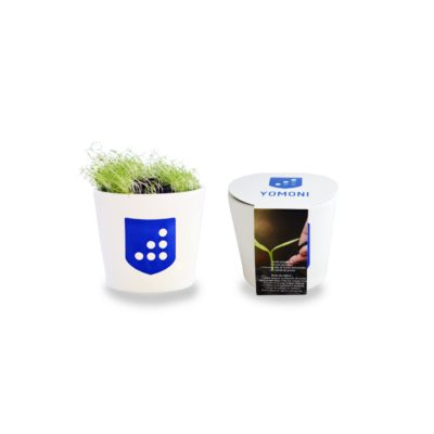Kit de plantation ceramique - article publicitaire