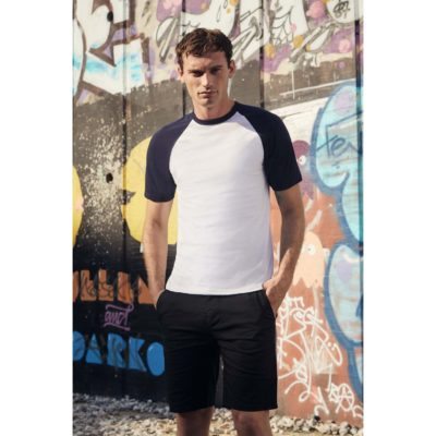 T-SHIRT BASEBALL VALUEWEIGHT - article publicitaire