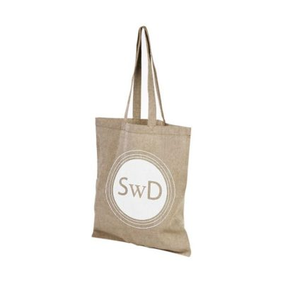 Sac shopping en coton recyclé Pheebs 150 g/m² - article publicitaire