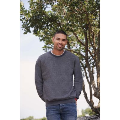 SWEAT-SHIRT COL ROND CLASSIC (62-202-0) - article publicitaire