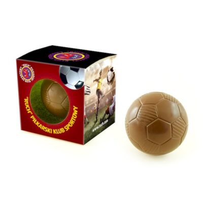 Football 60 mm en carton - article publicitaire