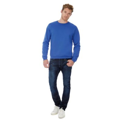 Sweatshirt col rond ID.202 - article publicitaire