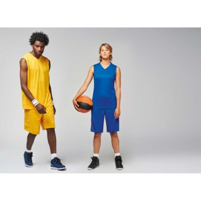 MAILLOT BASKET-BALL - article publicitaire
