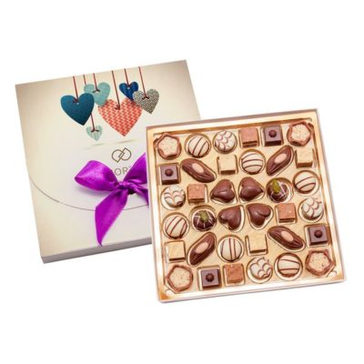 Set de Lindt Mini Pralines 36 - article publicitaire