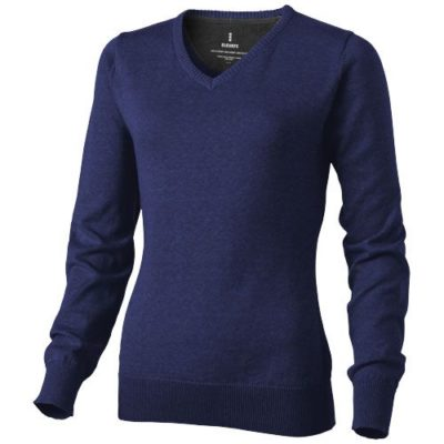 Pullover Col V Spruce Femme - article publicitaire