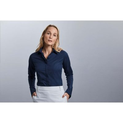 CHEMISE FEMME MANCHES LONGUES ULTIMATE STRETCH - article publicitaire