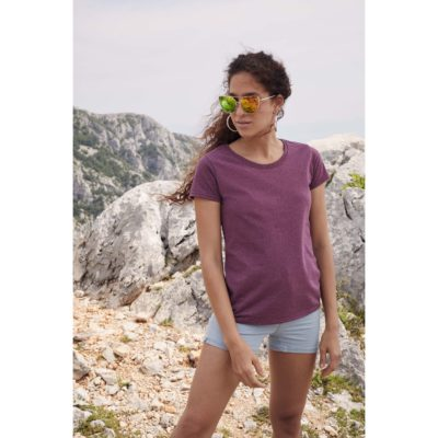 T-SHIRT FEMME VALUEWEIGHT (61-372-0) - article publicitaire