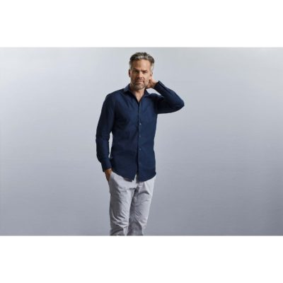 CHEMISE HOMME MANCHES LONGUES ULTIMATE STRETCH - article publicitaire