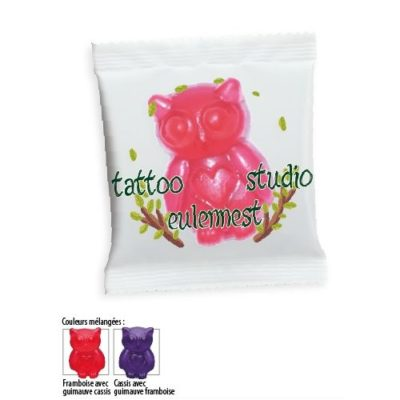 Haribo Pinkie & Lilly - article publicitaire