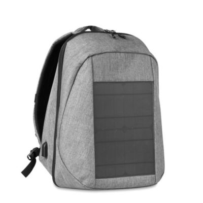 Backpack solar - article publicitaire