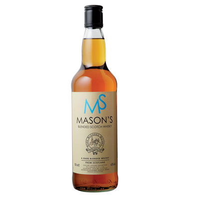 MASON'S RARE BLEND SCOTCH WHISKY 40° sans étui 70cl. - article publicitaire