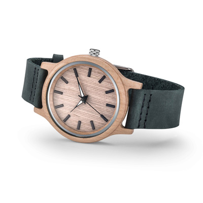 Montre WOODY stock france - article publicitaire