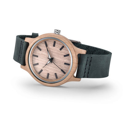 Montre WOODY Import Asie - article publicitaire
