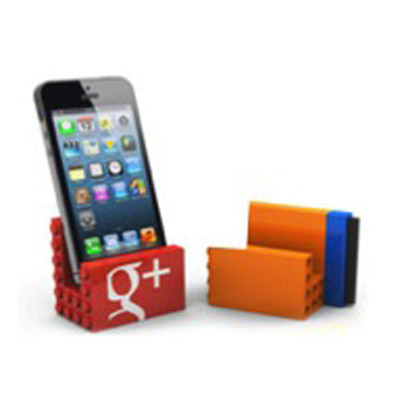 "Set nettoie écran-Support mobile ""Office Blocks® STOCK France"" - article publicitaire"