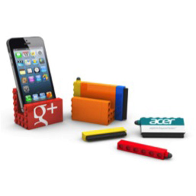 Set Mobile 3-en-1 Office Blocks® - article publicitaire