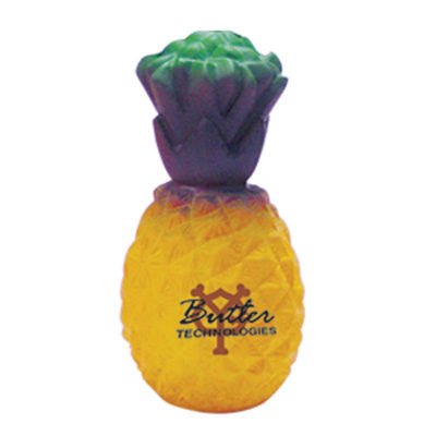 Anti-stress Ananas - article publicitaire