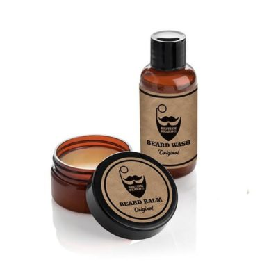 Shampoing pour barbe 50 ml - article publicitaire