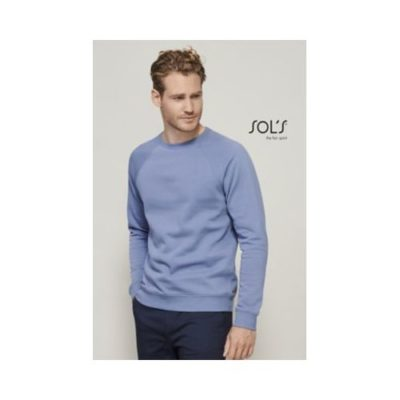 SWEAT-SHIRT UNISEXE COL ROND SPACE - article publicitaire